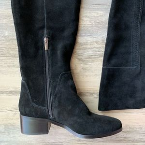 29fcdd4cf81d Vince Camuto Shoes - Vince Camuto Kochelda Over the Knee Boots Suede